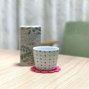 スピリチュアル 感染対策 お茶のご提供